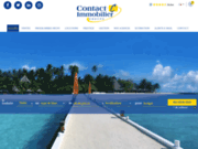 Contact immobilier groupe Guadeloupe