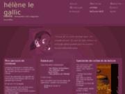 Association Contatouva, Helene Le Gallic, conteuse