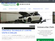 screenshot https://www.controle-technique-chelles.fr Contrôle technique à Chelles