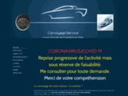screenshot http://www.convoyage-service.com service de convoyage de véhicule