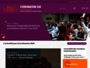 screenshot http://www.coordinationsud.org coordination sud