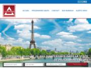 screenshot http://www.coprodim.fr agence immobiliere coprodim