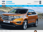 Garage Cosne Automobiles dans la Nièvre