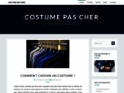 screenshot http://www.costume-pas-cher.com/ costume-pas-cher