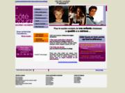 screenshot http://www.cotecours.fr côté cours soutien scolaire