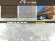 screenshot http://www.cotesud-hotelsresidences.fr Location de vacances à Aubagne