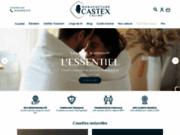 screenshot http://www.couette-castex.com manufacture alphonse castex