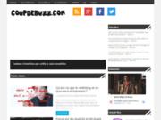 screenshot http://www.coupdebuzz.com blog de buzz