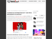 Courroie de distibution kit - changement et infos pratiques