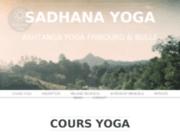 Cours collectifs et individuels de yoga