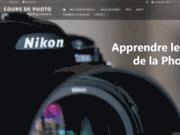 screenshot http://coursdephotographie.fr Cours de photographie