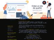 screenshot http://coursier-paris.e-monsite.com/ coursier paris