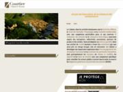 screenshot http://www.courtier-avocats.com courtier i cabinet d'avocats
