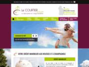 screenshot https://courtier-jurassien.com prêt immobilier