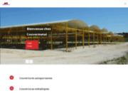 Couvermetal, leader au Maroc de la fabrication et du montage des couvertures métalliques