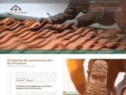 Artisan couvreur zingueur Aix-en-Provence