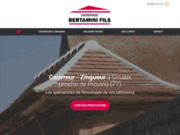 Bertamini Fils - Entreprise de couverture et zinguerie