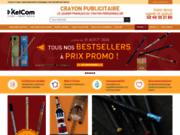 screenshot http://www.crayon-publicitaire.fr crayon publicitaire