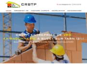 Entreprise de bâtiment CRBTP