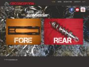 screenshot http://www.crconception.com crconception