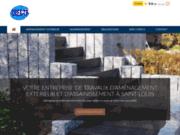 Entreprise d'assainissement et d'aménagement extérieur à Saint Louis en Alsace
