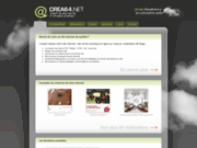 screenshot http://www.crea64.net/ crea64.net - création de site internet