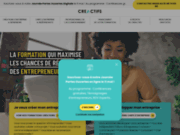 Formation création d'entreprise à Paris