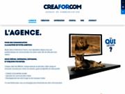 Créaforcom, agence de communication - nord