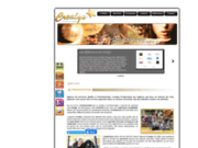 screenshot http://www.Crealys.fr crealys evenement d'entreprises - crée tout vos événements sur la france entière.