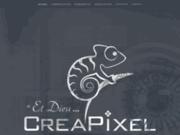screenshot http://www.creapixel.fr creapixel
