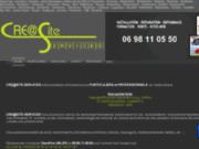 Création de sites Internet : Creasites-services Alsace