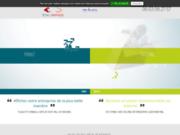 screenshot http://www.creation-internet-agency.fr creation graphique