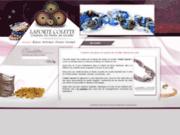 Bijoux en perle de rocaille Montceau-les-Mines