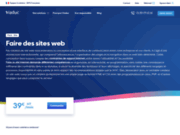 screenshot http://www.creation-site-web.fr création de site web