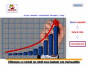 screenshot http://www.credibilis.fr rachat de crédit