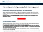 prêt personnel et rachat de crédit en Belgique