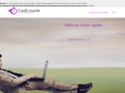 Credit-rapide.co : Le portail d'information sur le pret rapide