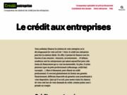 Credit Entreprise, le crédit professionnel facile