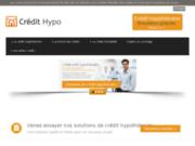 screenshot http://www.credithypo.com crédit hypothécaire