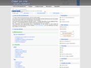 screenshot http://creer-un-site-gratuitement.fr créer un site internet gratuitement.