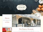 screenshot http://www.creperie-le-palais.fr restaurant creperie le palais noirmoutier