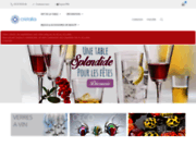 Verres, bols, vases et décorations en cristal de Bohême