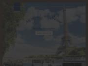 screenshot http://www.croisiere-mistral.com restaurant croisière sur la seine, paris, conflans-sainte-honorine, yvelines