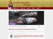 Croix Orthodoxe Française