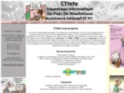 CTInfo dépannage informatique Montbéliard