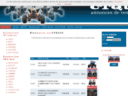 Achat de quad d'origine importation