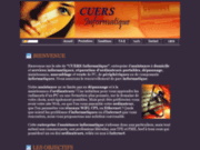 screenshot http://www.cuers-informatique.fr cuers informatique