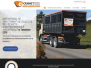 Cuinet Solutions Déchets, société de traitement des déchets à Tarcenay