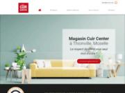 Cuir Center Thionville, magasin de canapés, fauteuils et décoration intérieure à Thionville
