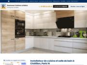 Conception cuisine sur-mesure Paris 14